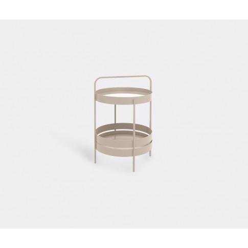 Schönbuch Furniture - 'Albert' Side Table, Rosewood ...
