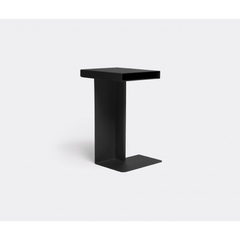 Nomess Furniture - 'Radar' Side Table, Black In Blac...