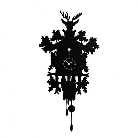 Diamantini & Domeniconi - Cucù Mignon Clock With Bir...