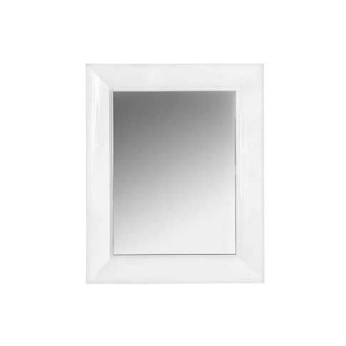 Kartell - Francois Ghost Mirror - White - Small