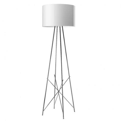 Flos - Ray F Floor Lamp - Grey - F1