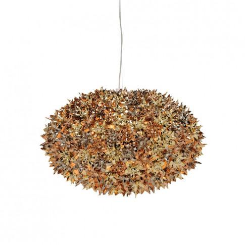Kartell - Bloom Ceiling Lamp - Gold/Bronze/Copper - ...
