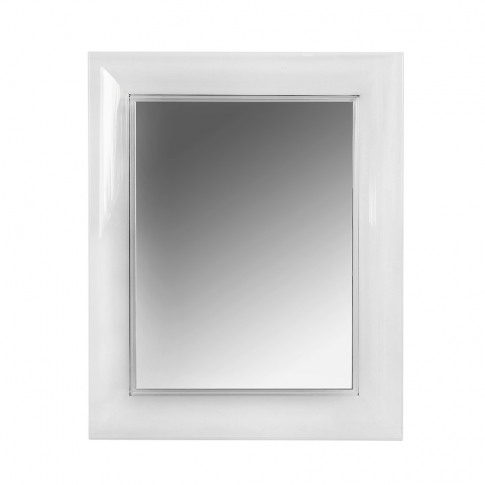 Kartell - Francois Ghost Mirror - Crystal - Large