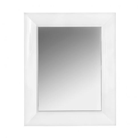 Kartell - Francois Ghost Mirror - White - Large