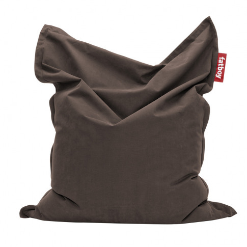 Fatboy - The Original Stonewashed Bean Bag - Brown