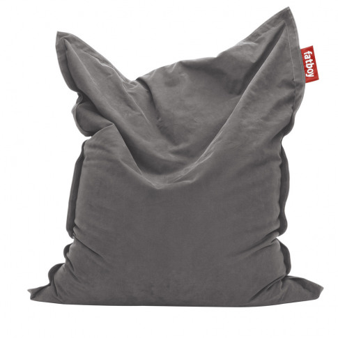 Fatboy - The Original Stonewashed Bean Bag - Dark Grey