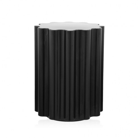 Kartell - Colonna Stool - Black