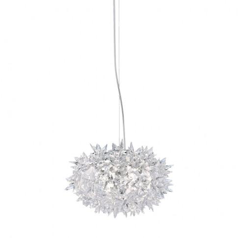 Kartell - Crystal Bloom Ceiling Lamp - 28x19cm