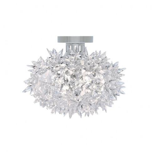Kartell - Crystal Bloom Ceiling Lamp - 28x22cm