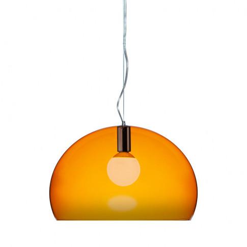 Kartell - Fl/Y Ceiling Light - Orange