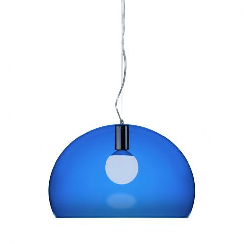 Kartell - Fl/Y Ceiling Light - Cobalt