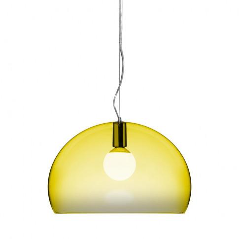 Kartell - Fl/Y Ceiling Light - Yellow