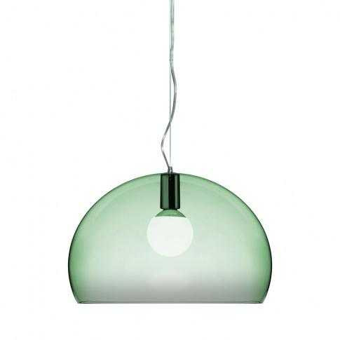 Kartell - Fl/Y Ceiling Light - Sage