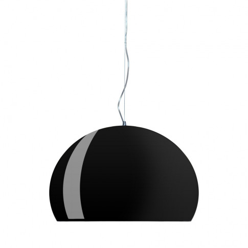 Kartell - Fl/Y Ceiling Light - Black
