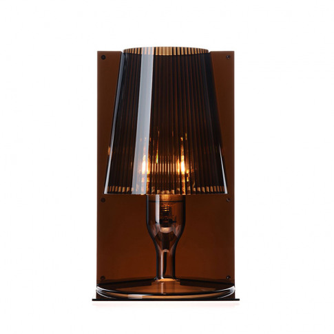 Kartell - Take Table Lamp - Smoke