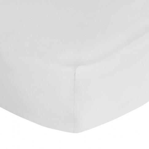 Ralph Lauren Home - Polo Player Fitted Sheet - White...