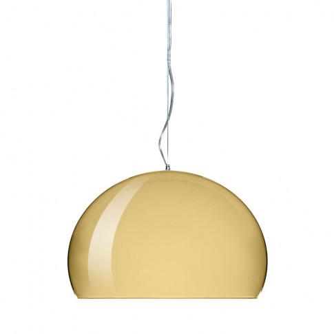 Kartell - Fl/Y Ceiling Light - Gold