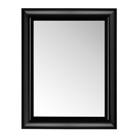 Kartell - Francois Ghost Mirror - Black - Large