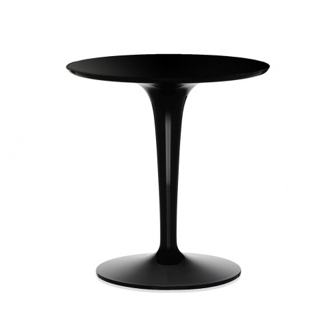 Kartell - Tip Top Side Table - Mono Black