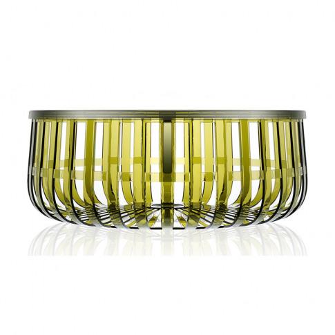 Kartell - Panier Table - Dark Green