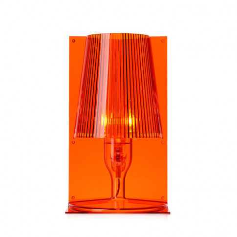 Kartell - Take Table Lamp - Orange