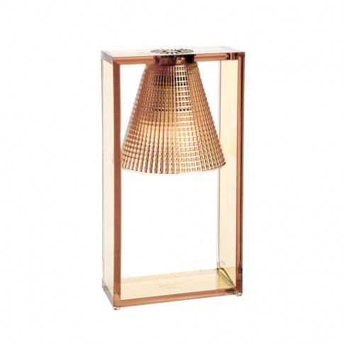 Kartell - Light-Air Table Lamp - Pink