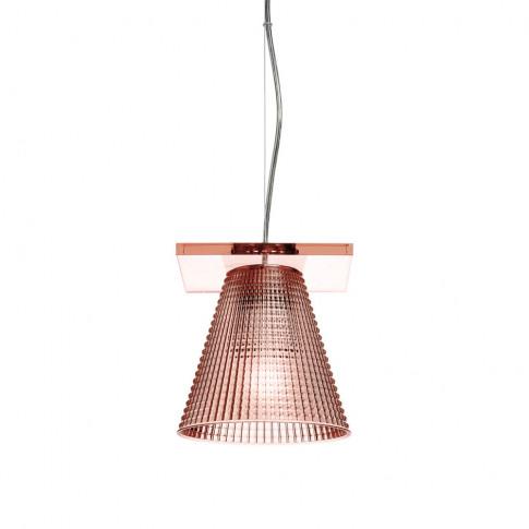 Kartell - Light-Air Pendant Lamp - Rose