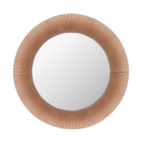 Kartell - All Saints Mirror - Round - Copper