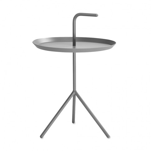 Hay - Dlm Side Table - Grey