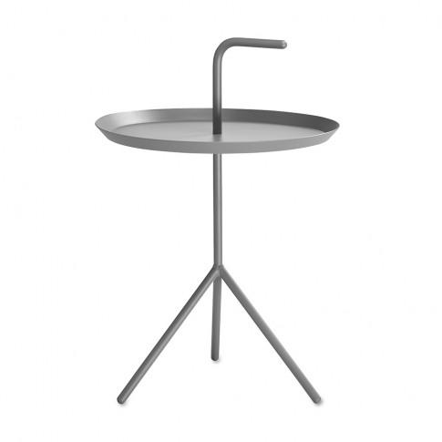 Hay - Dlm Side Table - Xl - Grey
