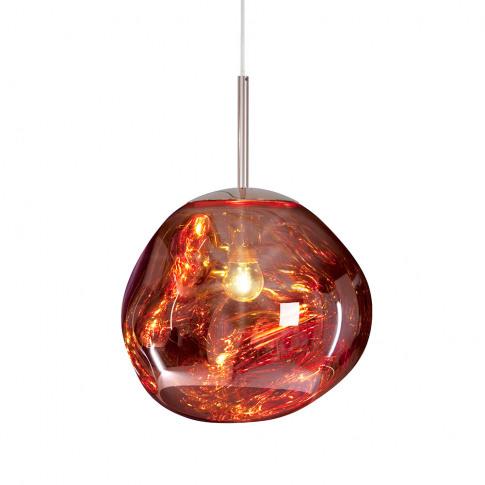 Tom Dixon - Melt Copper Pendant Light - Mini