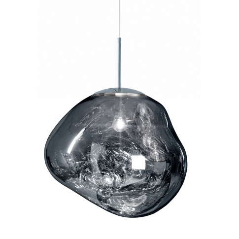 Tom Dixon - Melt Chrome Pendant Light - Big