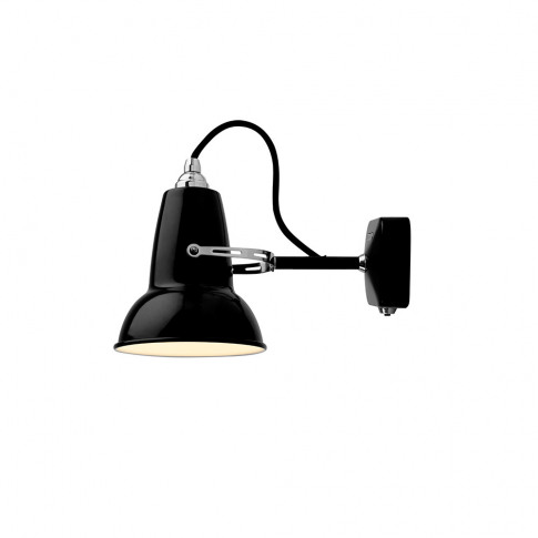 Anglepoise - Original 1227 Mini Wall Light - Jet Black