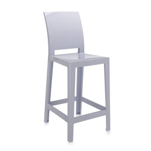 Kartell - One More Please Stool 65cm - Lavender