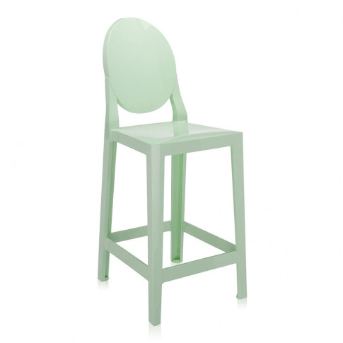 Kartell - One More Stool - Green - 65cm