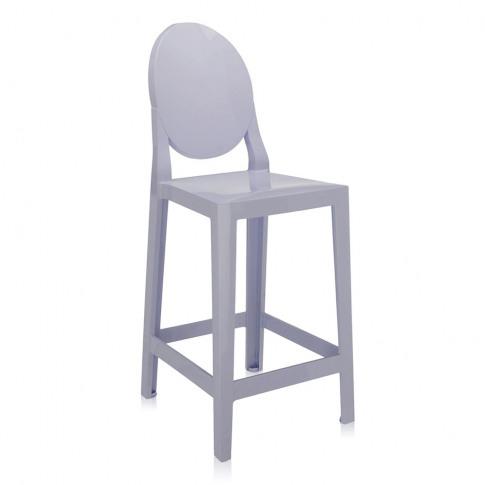 Kartell - One More Stool - Lavender - 65cm