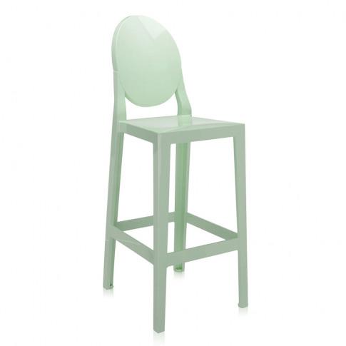 Kartell - One More Stool - Green - 75cm