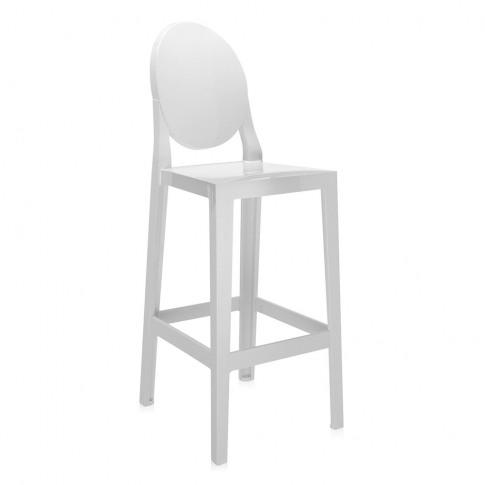 Kartell - One More Stool - White - 75cm