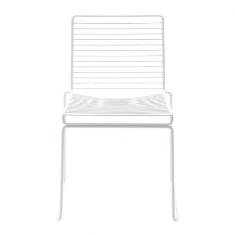 HAY - Hee Dining Chair - White