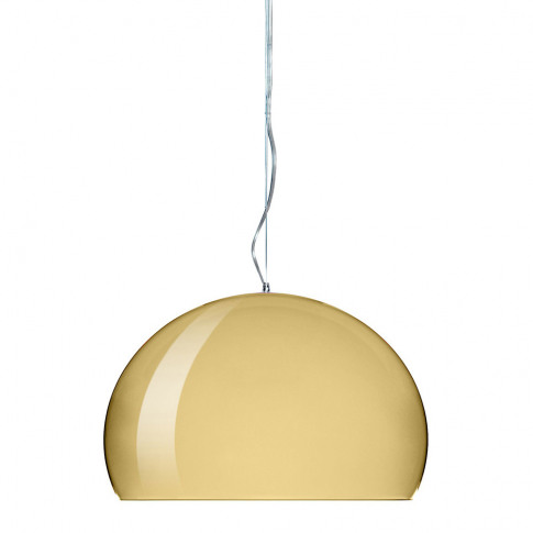 Kartell - Big Fl/Y Ceiling Light - Gold