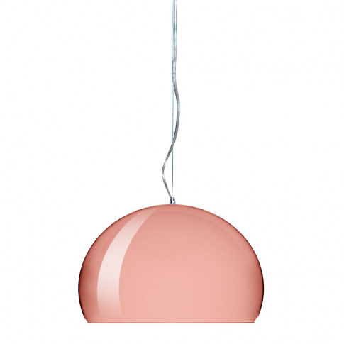 Kartell - Mini Fl/Y Ceiling Light - Copper