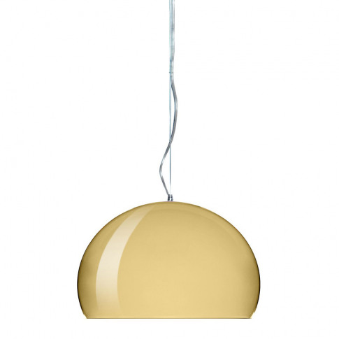 Kartell - Mini Fl/Y Ceiling Light - Gold