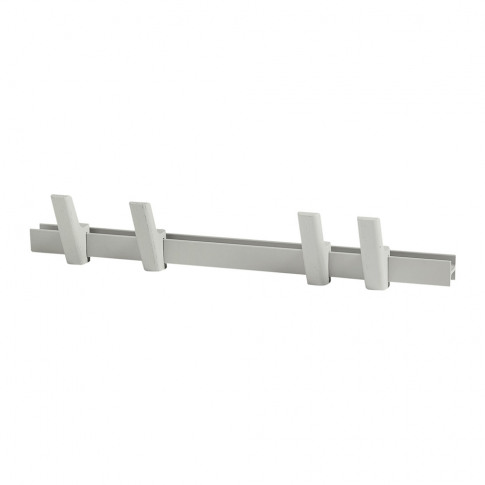 Hay - Beam Coat Rack - Light Grey - 60cm