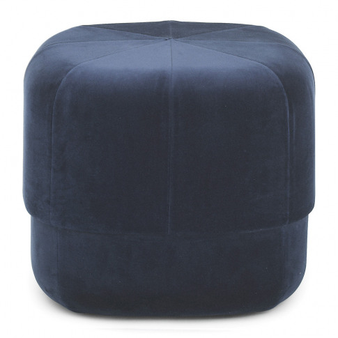 Normann Copenhagen - Circus Pouf - Small - Dark Blue