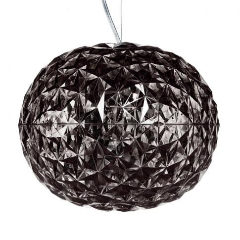 Kartell - Planet Ceiling Lamp - Smoke