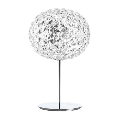 Kartell - Planet High Table Lamp - Crystal