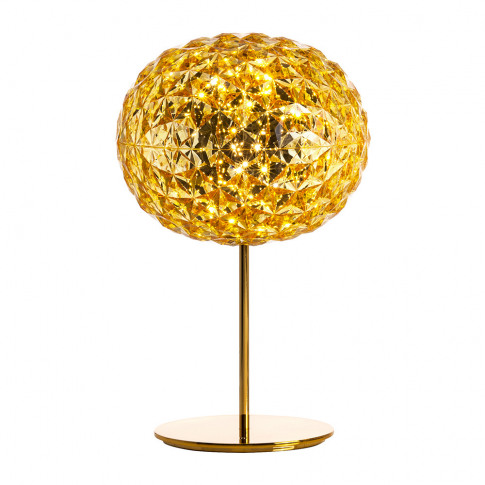 Kartell - Planet High Table Lamp - Gold