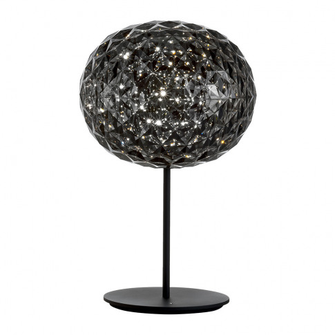 Kartell - Planet High Table Lamp - Smoke