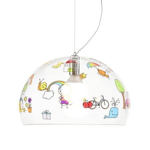 Kartell - Children's Fl/Y Ceiling Light - Sketch - Medium