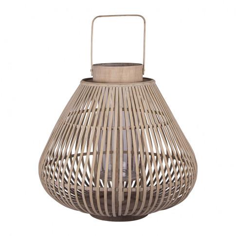 Broste Copenhagen - Sahara Bamboo Lantern - Large